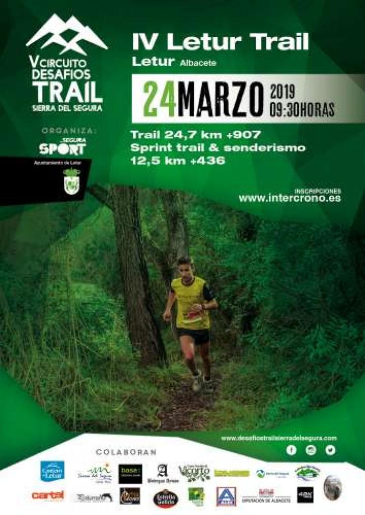 IV Letur Trail - Albacete - 2019