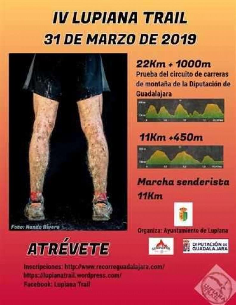 IV Lupiana Trail - Guadalajara - 2019