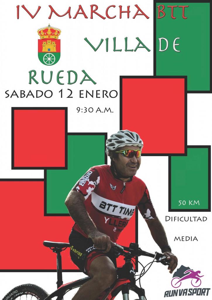 IV Marcha BTT Villa de Rueda - Valladolid - 2019