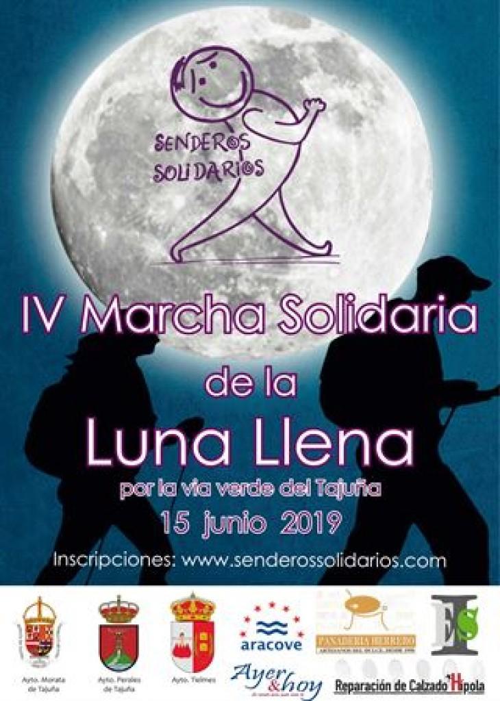 IV Marcha Solidaria de la Luna LLena - Madrid - 2019