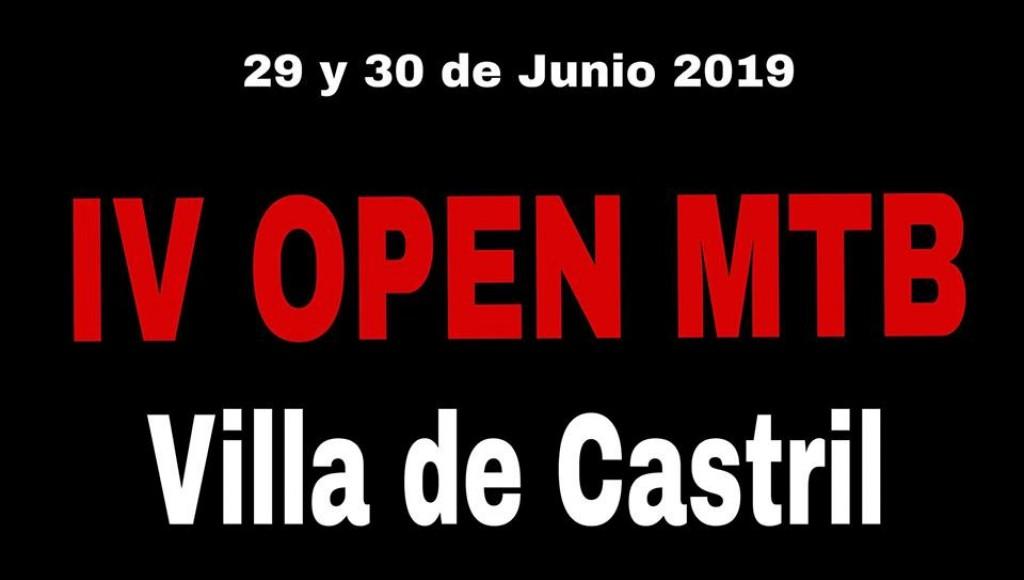 IV OPEN MTB CASTRIL - Granada - 2019
