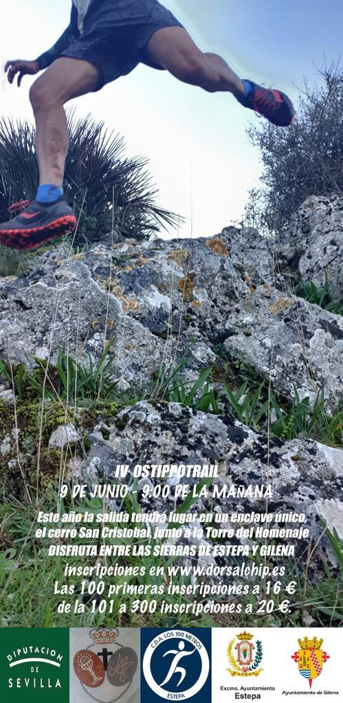 IV Ostippo Trail - Sevilla - 2019