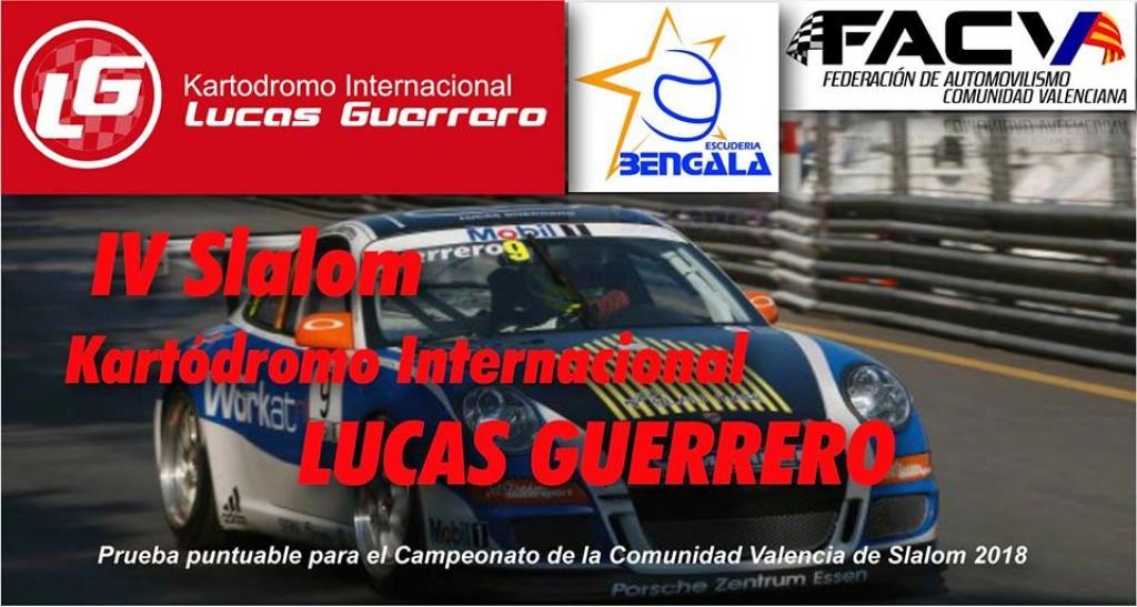 IV SLALOM KARTODROMO INTERNACIONAL LUCAS GUERRERO