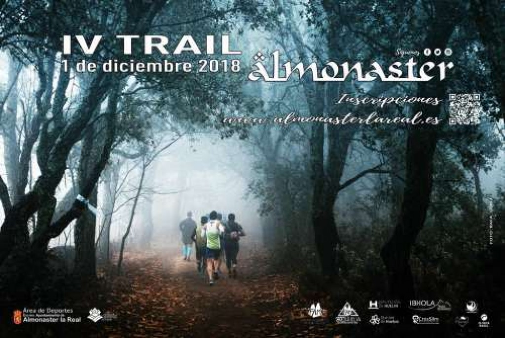 IV TRAIL ALMONASTER LA REAL - Huelva - 2018