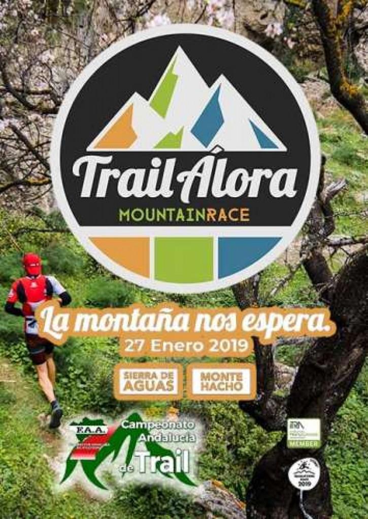 IV Trail Álora Sierra de Aguas - Malaga - 2019