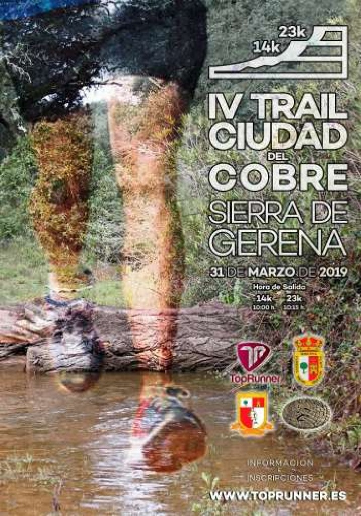 IV Trail Ciudad del Cobre - Sevilla - 2019