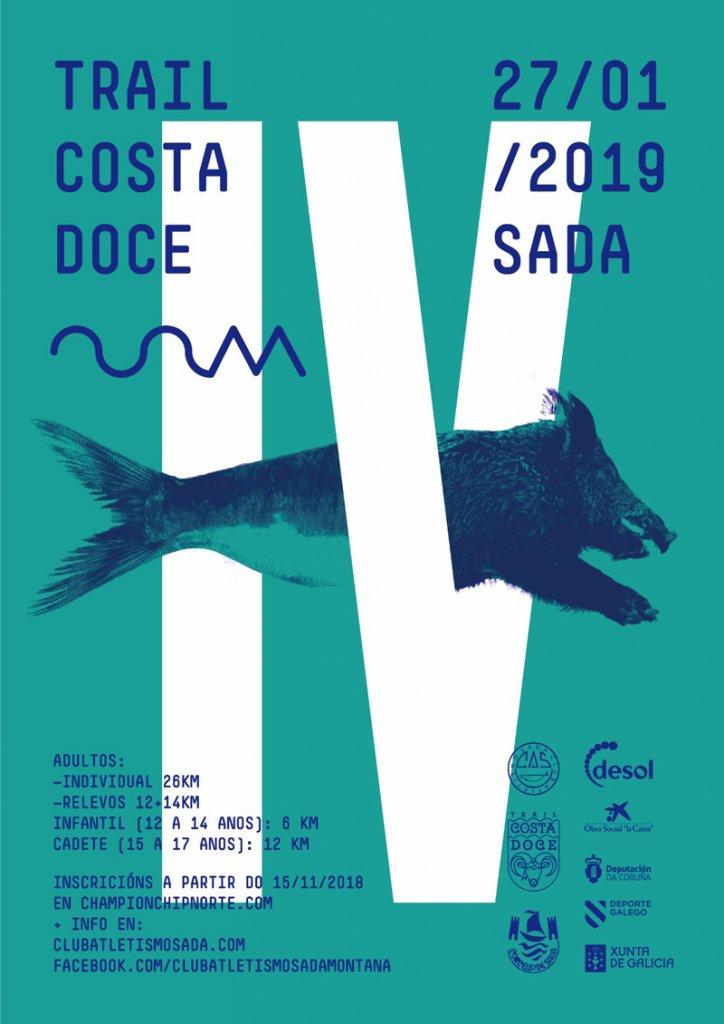 IV Trail Costa Doce - A Coruña - 2019