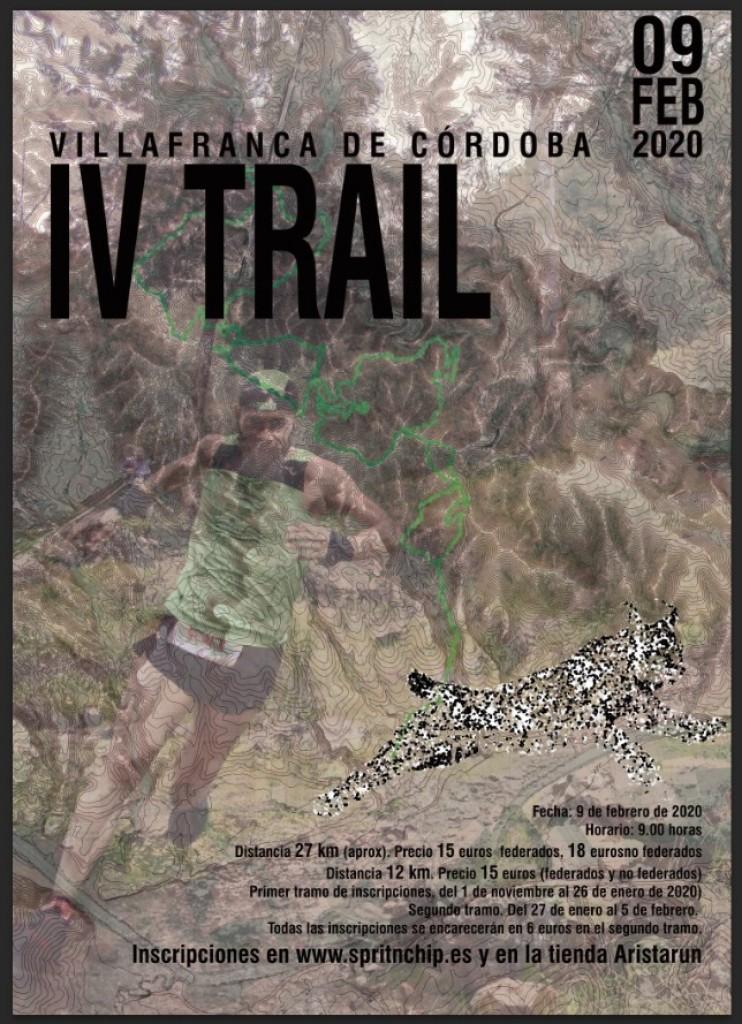 IV Trail de Villafranca - 2019