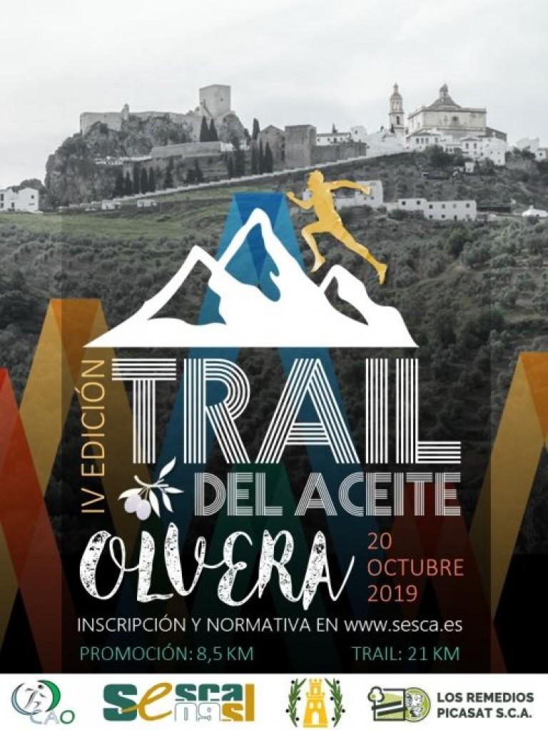 IV Trail del Aceite Olvera - Cádiz - 2019