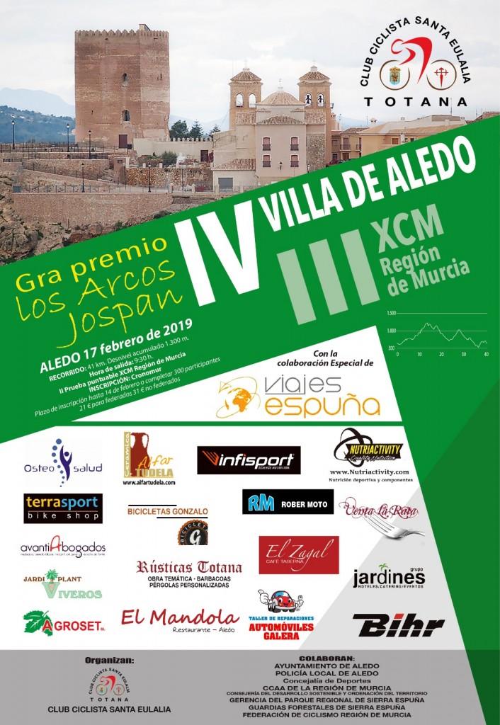 IV VILLA DE ALEDO (CIRCUITO XCM 2019 REGION DE MURCIA)