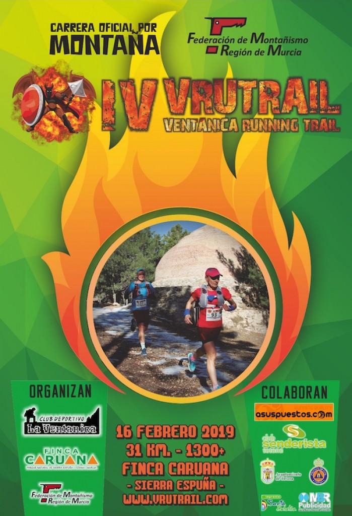 IV VRUTRAIL 2019 - VENTANICA RUNNING TRAIL - Murcia