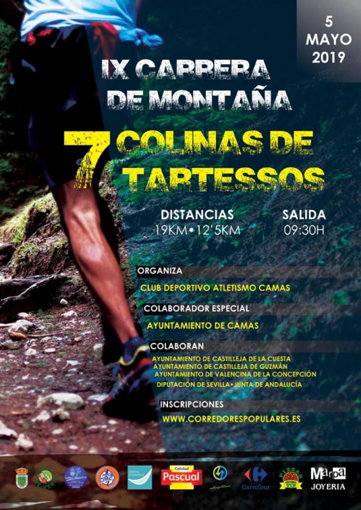 IX Carrera Las 7 Colinas de Tartessos - Sevilla - 2019