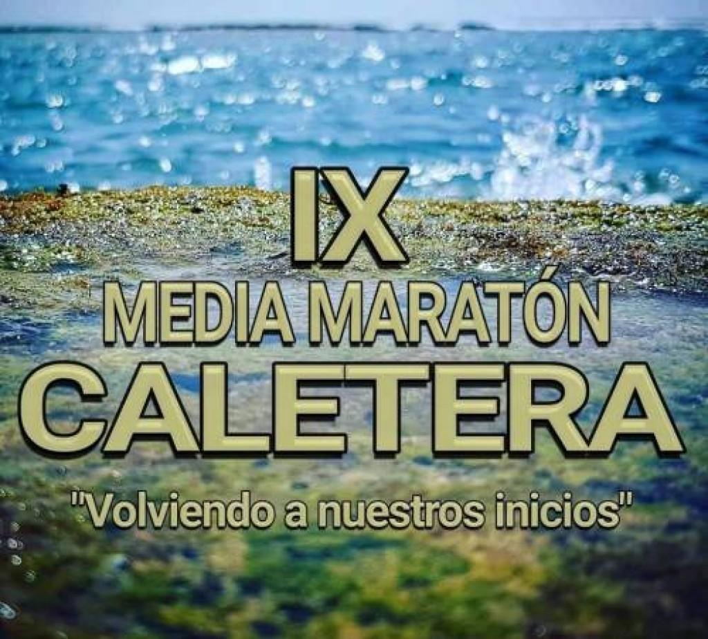 IX Media Maratón Caletera - Cádiz - 2019