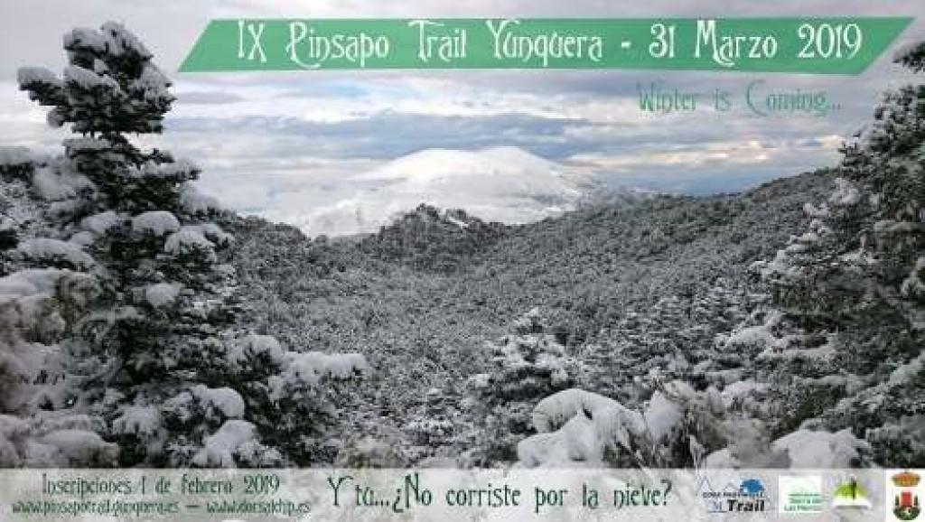 IX Pinsapo Trail Yunquera - Málaga - 2019