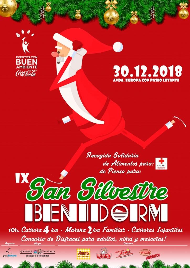 IX San Silvestre Benidorm Christmas Run 2018 - Alicante