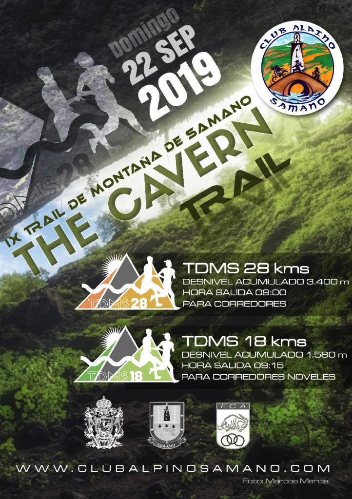 IX Trail de Montaña Sámano The Cavern Trail - Cantabria - 2019