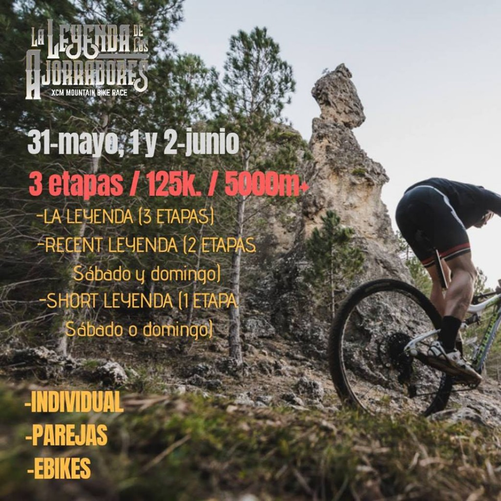 La Leyenda De Los Ajorradores - Albacete - 2019