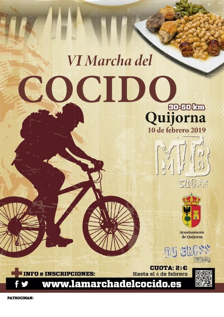 La Marcha del Cocido19 - Madrid - 2019