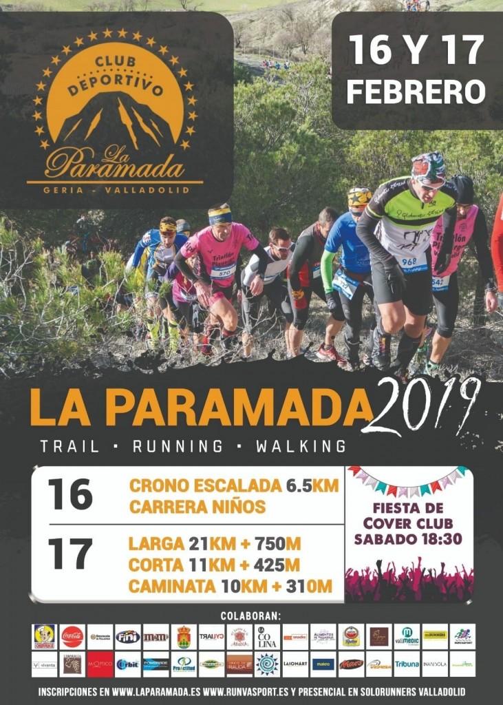 LA PARAMADA 2019 5ª EDICIÓN  - Valladolid