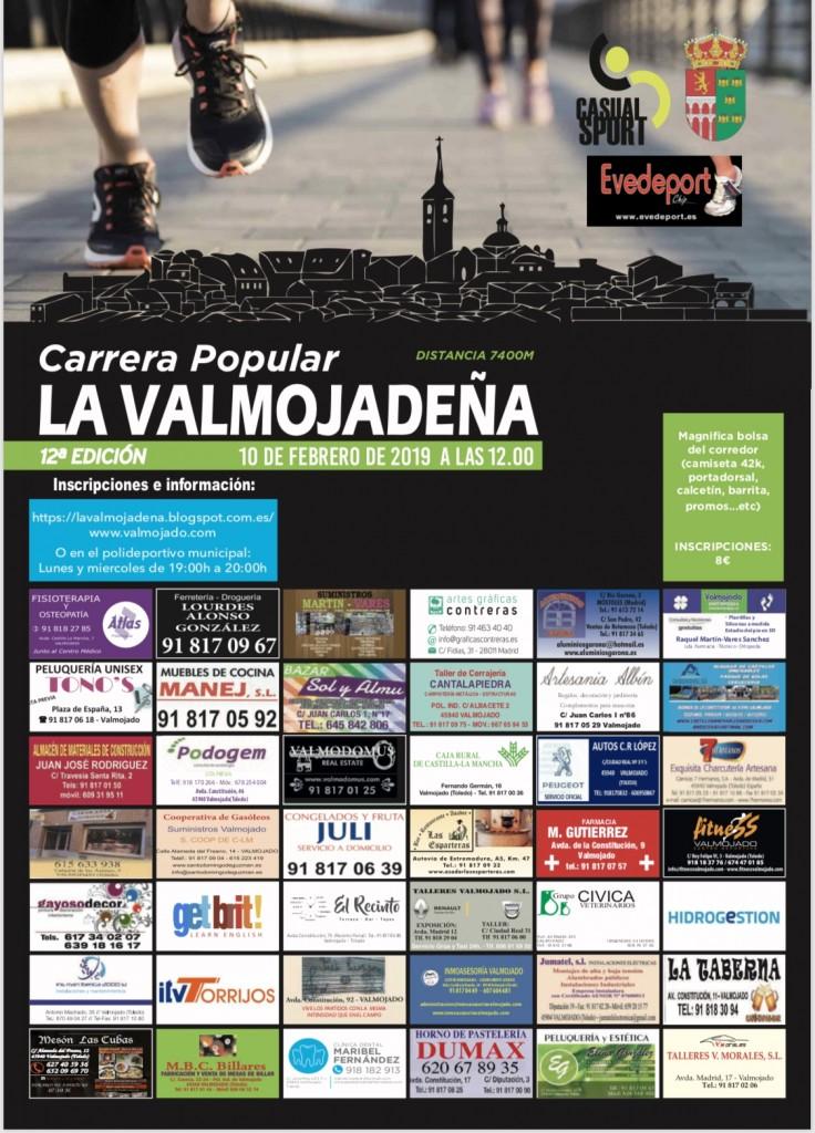 LA VALMOJADEÑA 2019 - Toledo