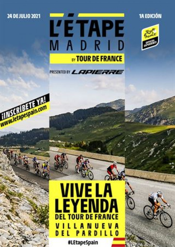 LÉtape Madrid by Tour de France Presented by Lapierre - 2021