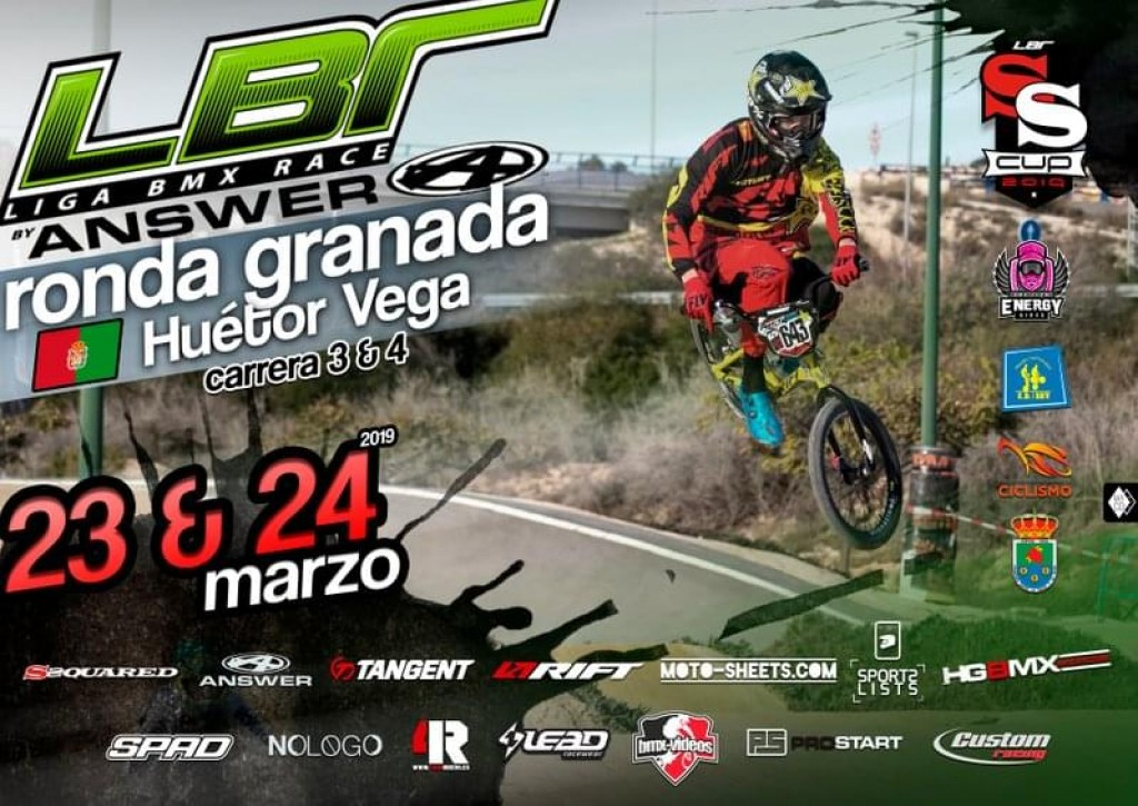 LIGA LBR SPRING ROUND BMX - Granada - 2019