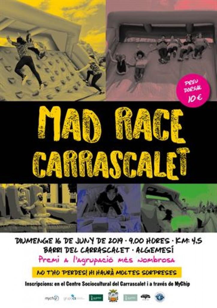 Mad Race Carrascalet, Algemesí - Valencia - 2019
