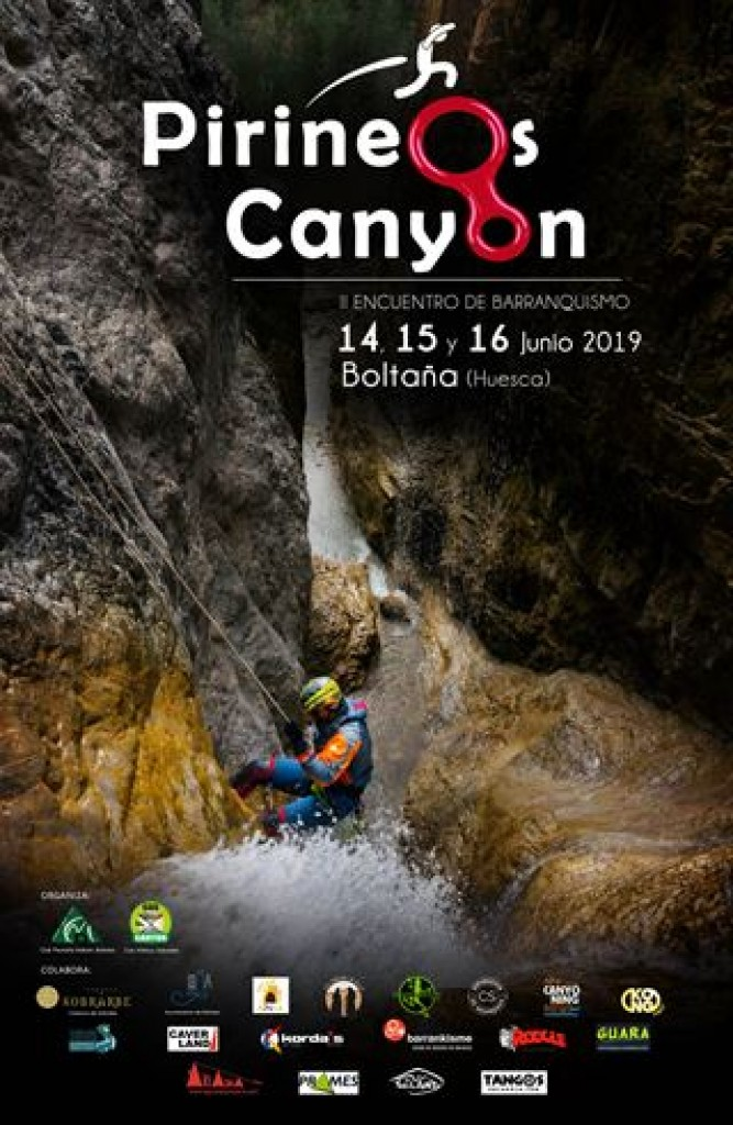 PIRINEOS CANYON 2019 - Huesca