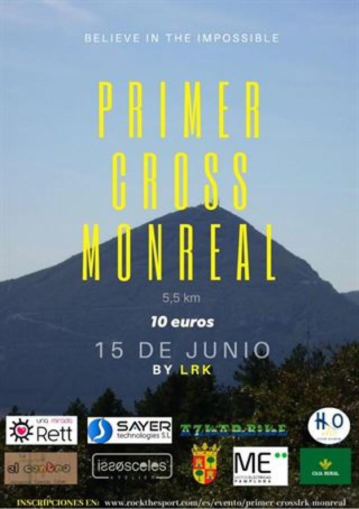 PRIMER CROSS LRK MONREAL - Navarra - 2019