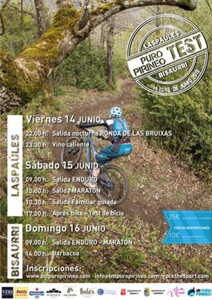 PURO PIRINEO TEST 2019 - Huesca