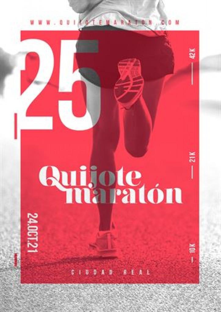 Quijote Maratón Ciudad Real 2021