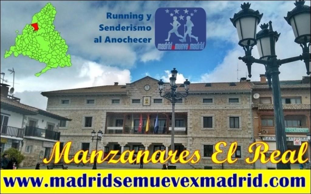 Running y Senderismo al Anochecer - Madrid - 2019