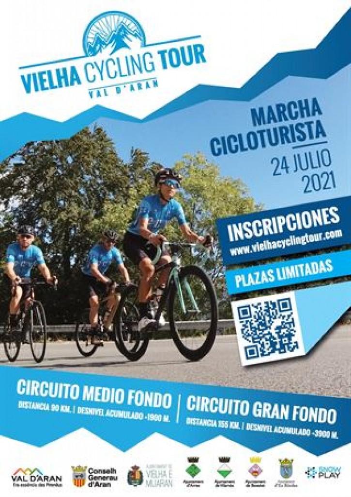 Ruta en bicicleta por Vielha - 2021