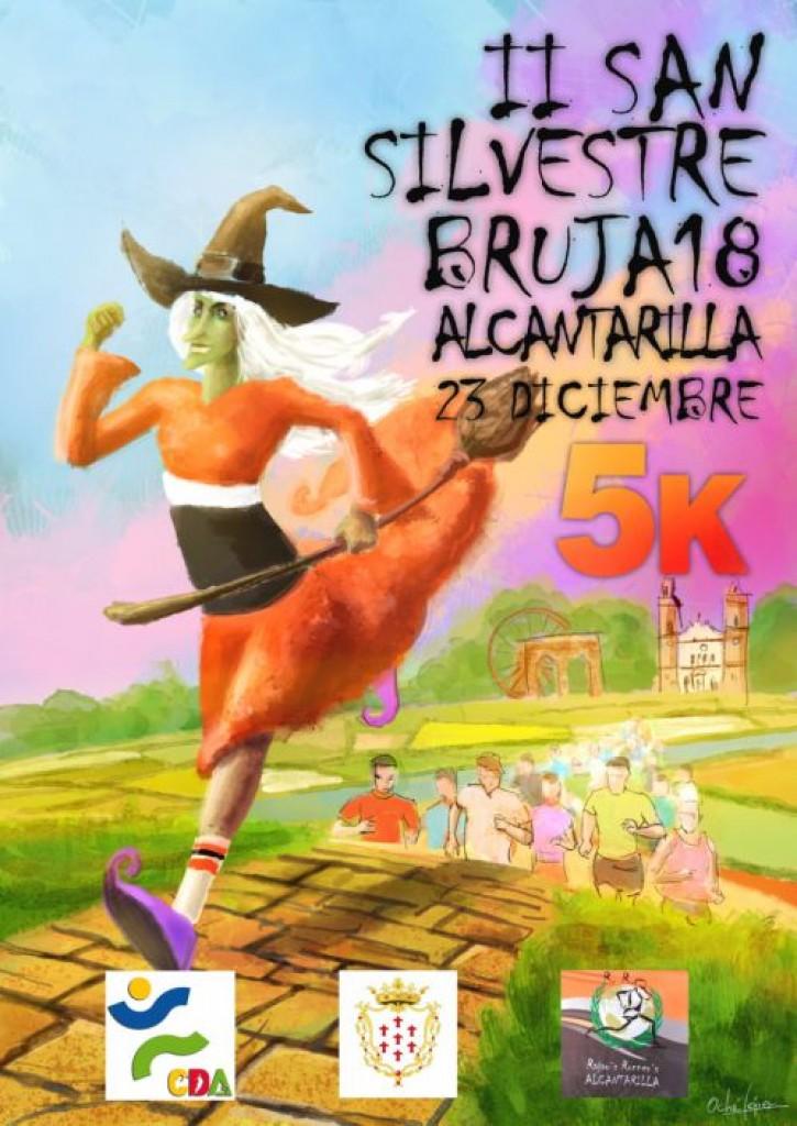 SAN SILVESTRE BRUJA 2018 - Murcia