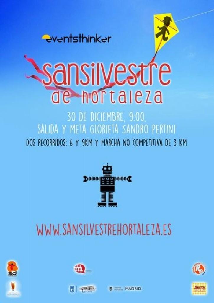 San Silvestre de Hortaleza 2018 - Madrid