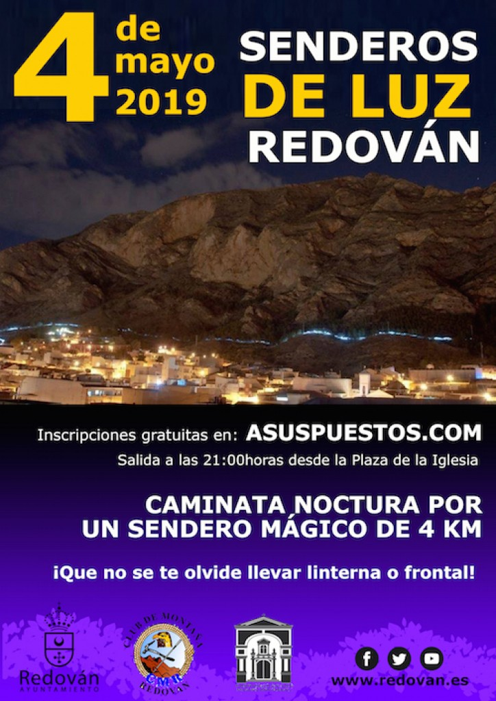 SENDEROS DE LUZ 2019 - Alicante
