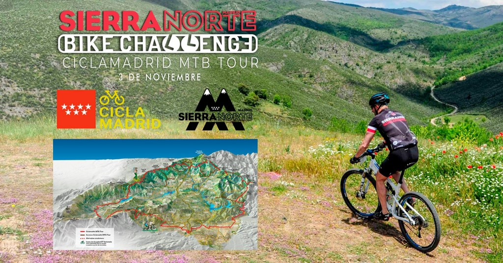 Sierra Norte Bike Challenge 2018
