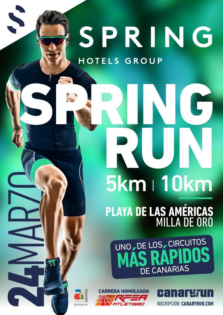 Spring Run - Tenerife - 2019