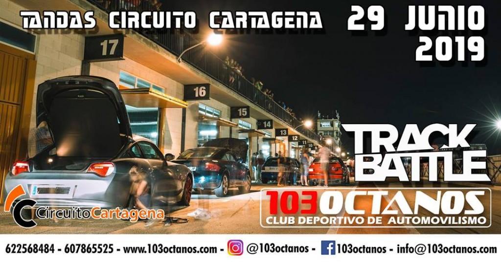 Tandas semi nocturnas Circuito de Cartagena 2019