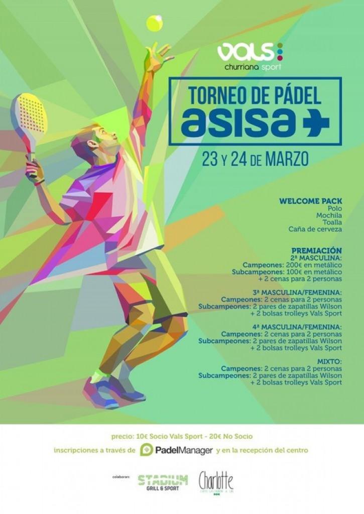 TORNEO DE PADEL ASISA - Málaga - 2019