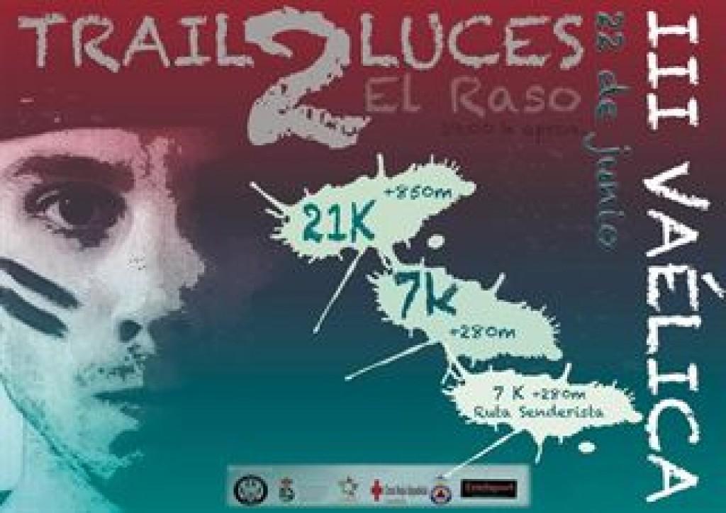 TRAIL 2 LUCES III VAÉLICA - Ávila - 2019
