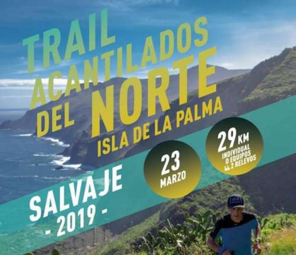 Trail Acantilado del Norte - Santa Cruz de Tenerife - 2019