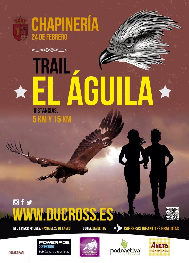 Trail El Aguila - Madrid - 2019