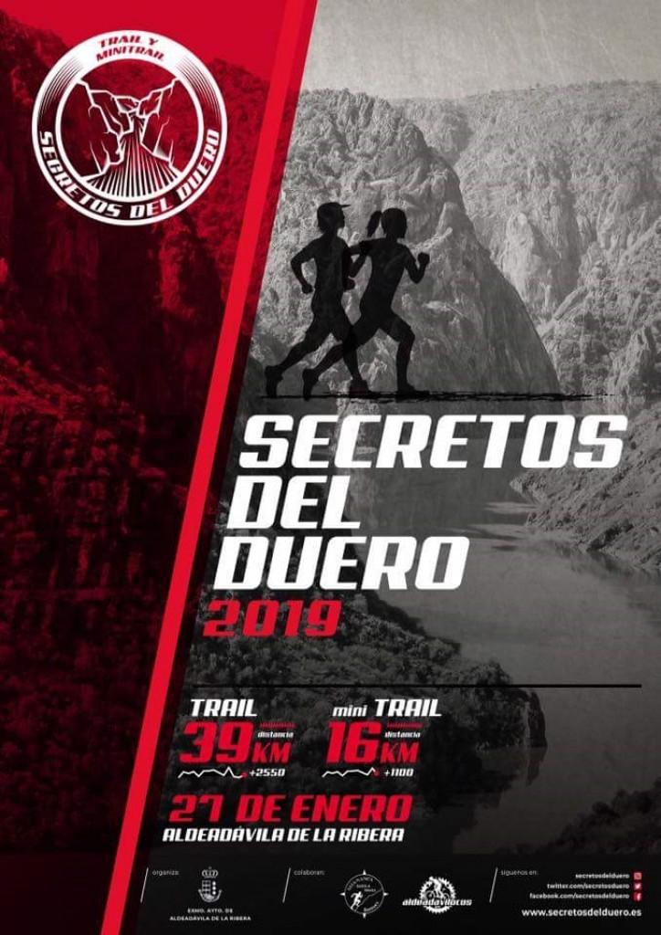 Trail y Mini Trail Secretos del Duero - Salamanca - 2019
