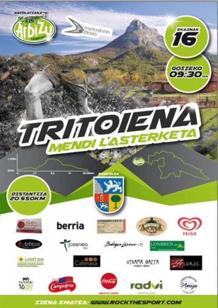 Tritoiena 2019 - Navarra