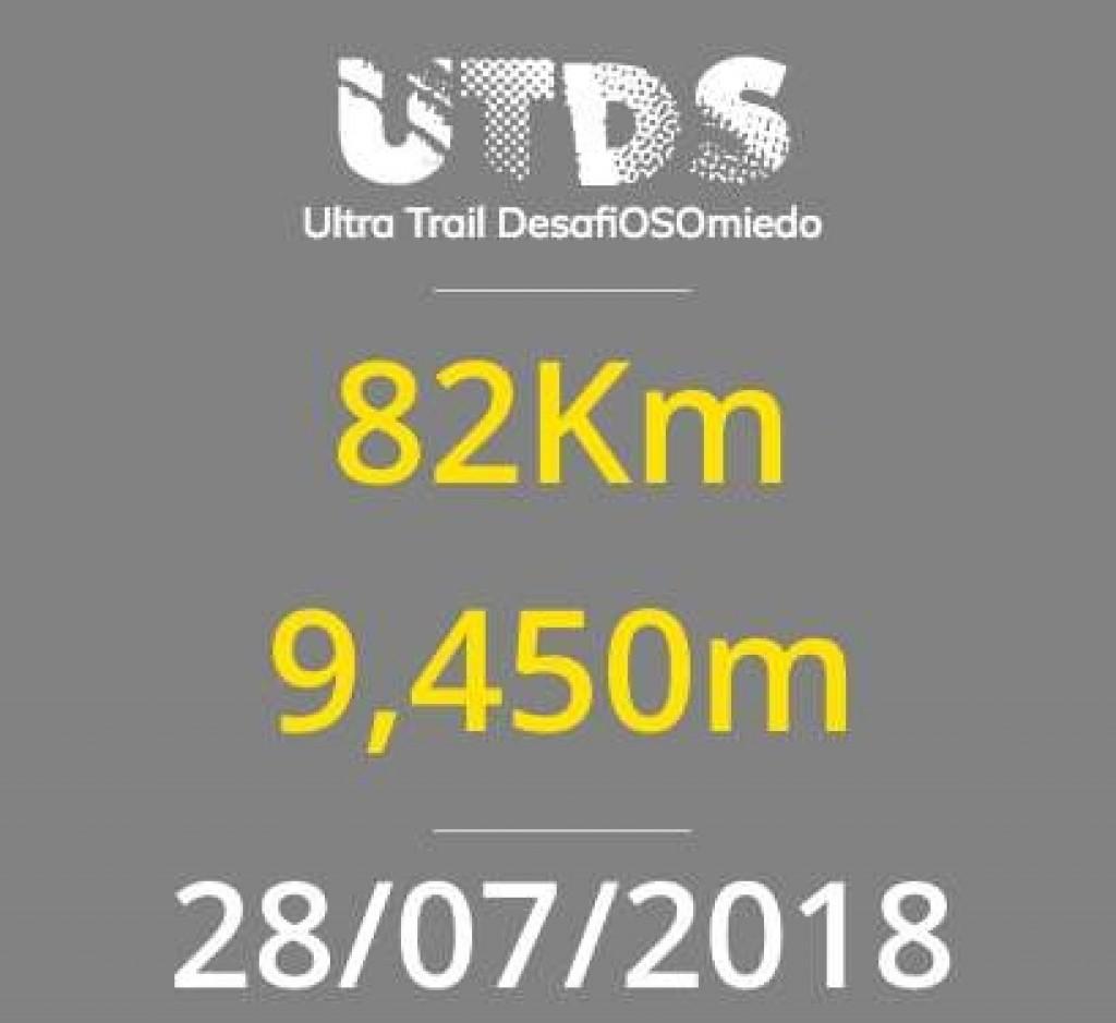 Ultra Trail DesafiOSOmiedo - Asturias - 2019