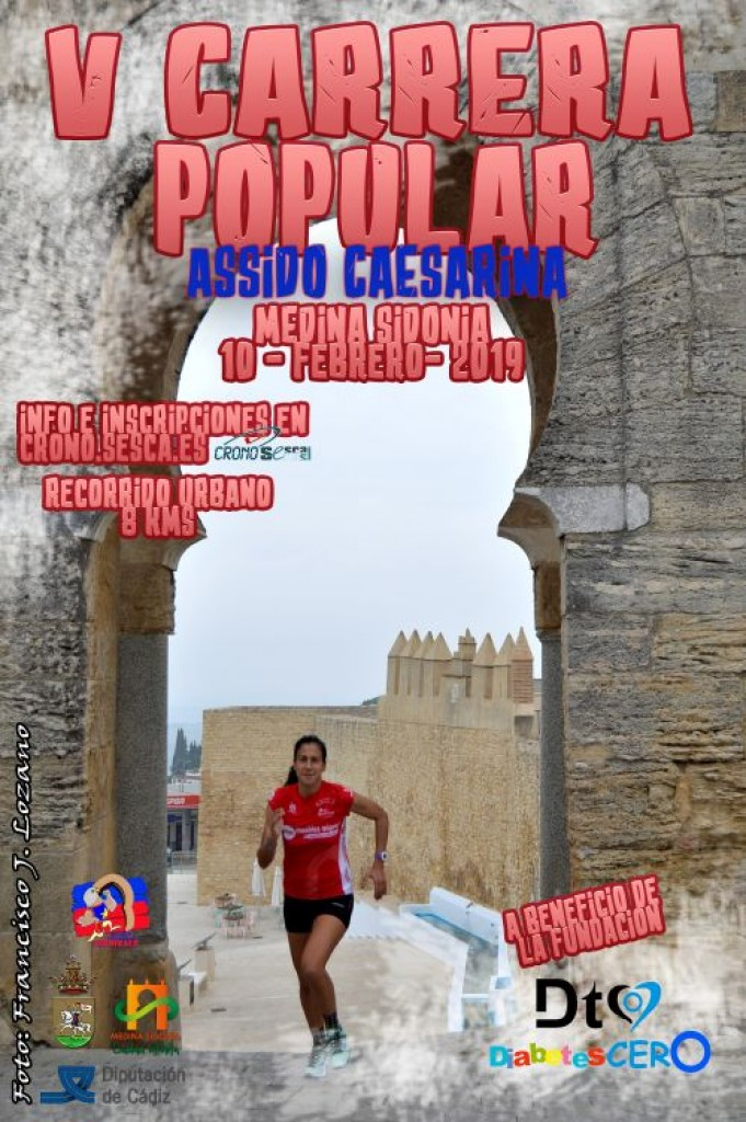 V Carrera Popular Assido Caesarina - Cadiz - 2019
