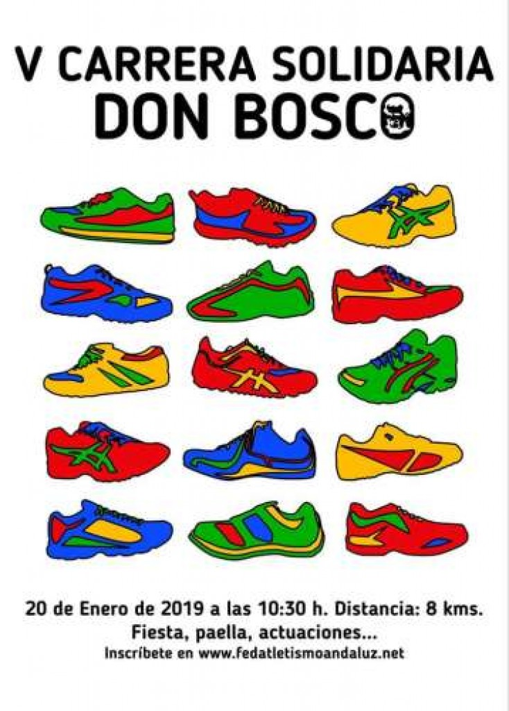 V CARRERA POPULAR DON BOSCO - Cadiz - 2019