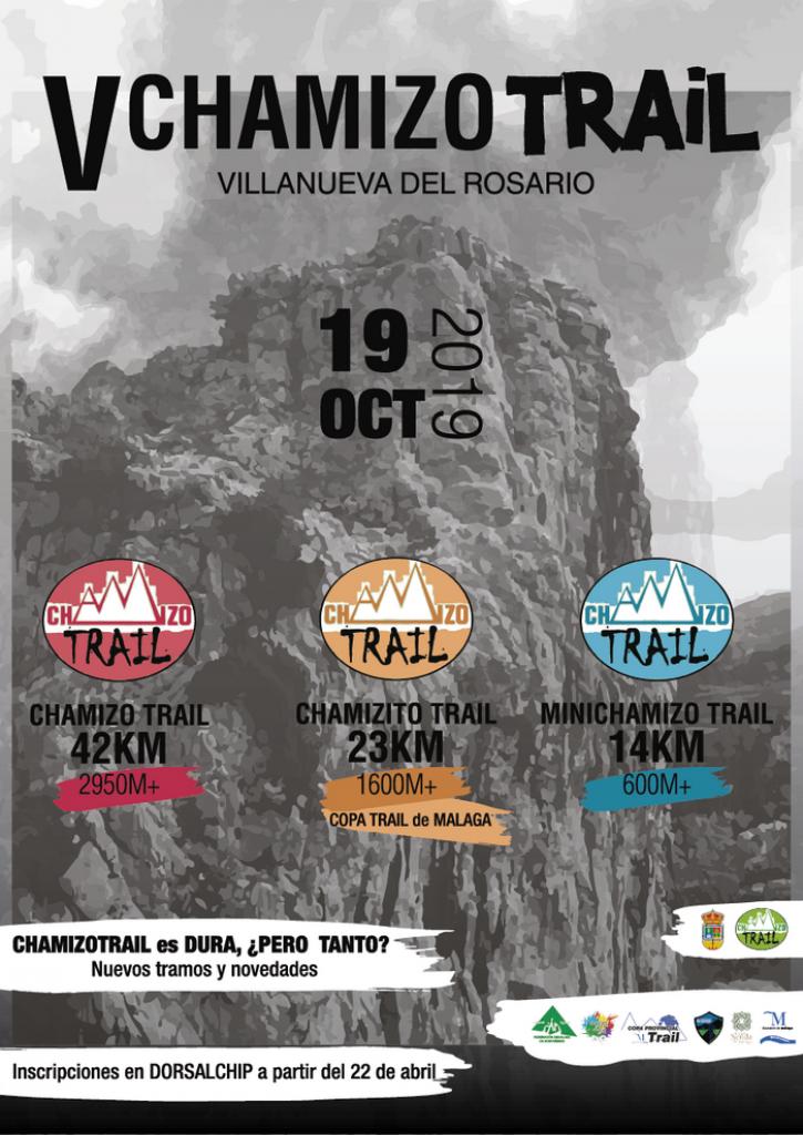 V Chamizo Trail - Málaga - 2019