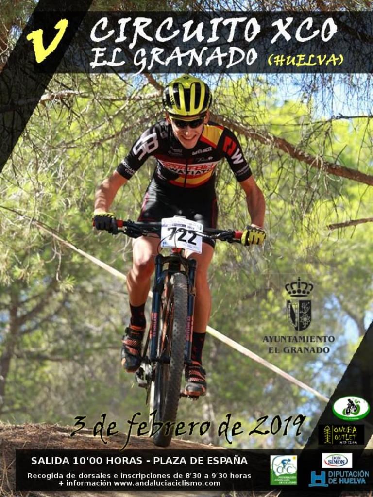 V CIRCUITO XCO EL GRANADO - Huelva - 2019